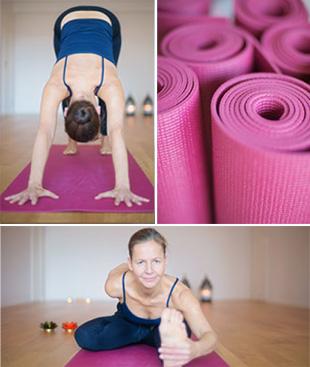 Yoga med Cecilia Wikner